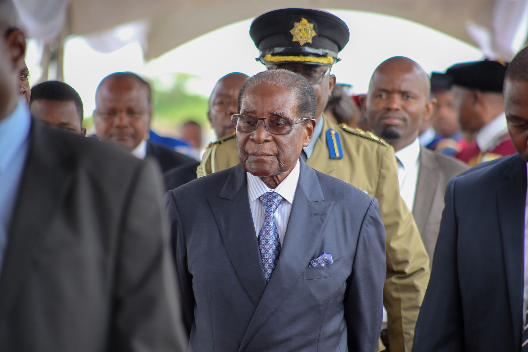 Where is Zimbabwe headed after shift?