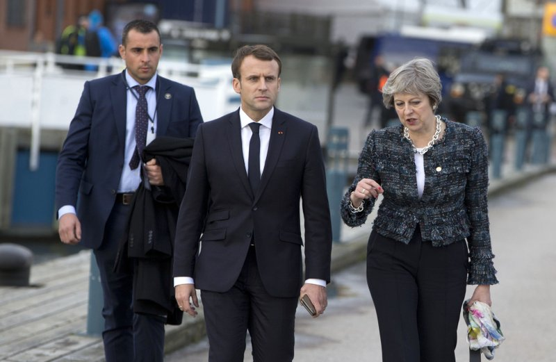 EU leaders warn broadening of Brexit talks could be in doubt