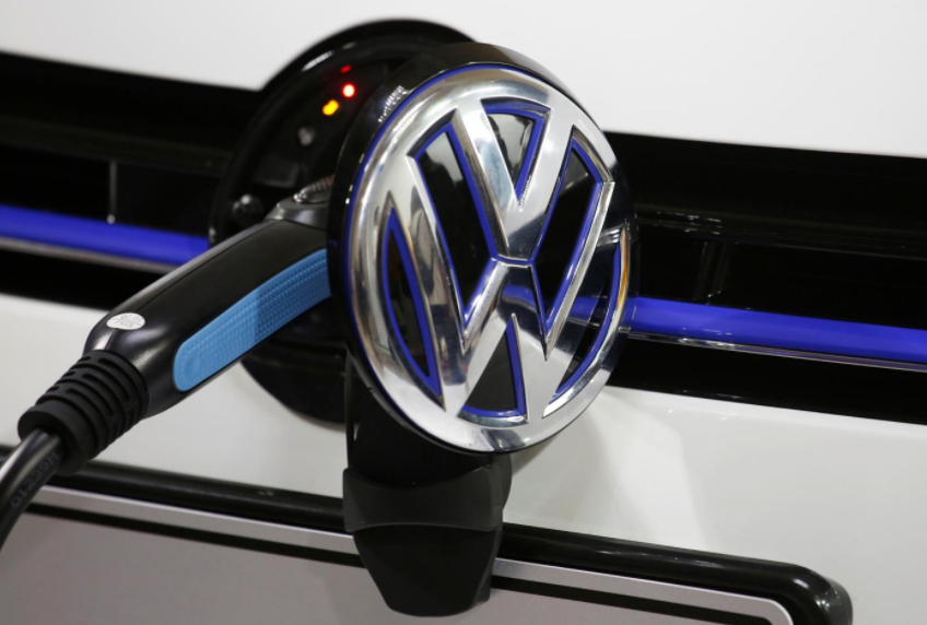 Volkswagen to spend over $40 billion on electric and self-driving cars
