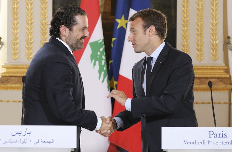 Can France's Macron bring Lebanon back from the brink?