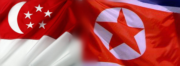 Singapore suspends trade relations with North Korea