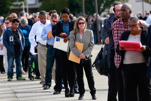 US jobless claims unexpectedly rise; import prices up modestly