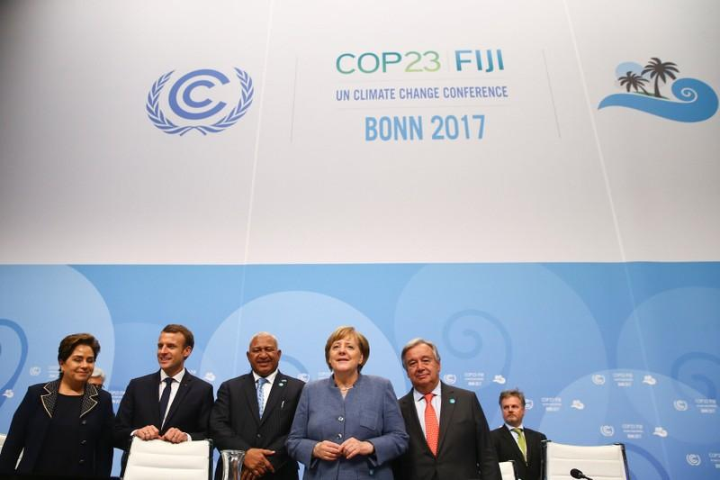 German President lauds China's climate commitment