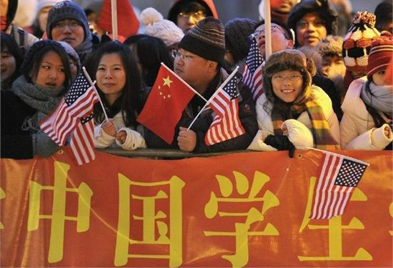 Chinese still most number of overseas students at US colleges