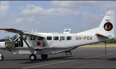 Light aircraft crash claims 11 lives in Tanzania