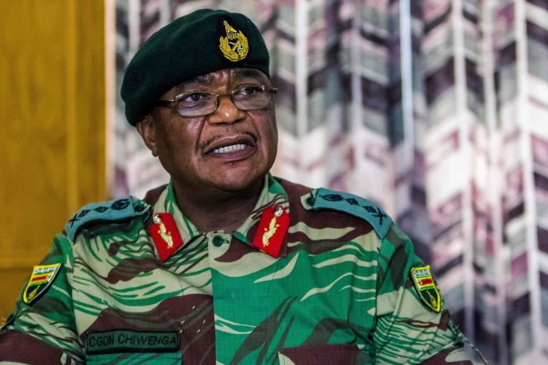 Zimbabwe army says 'this is not a takeover'