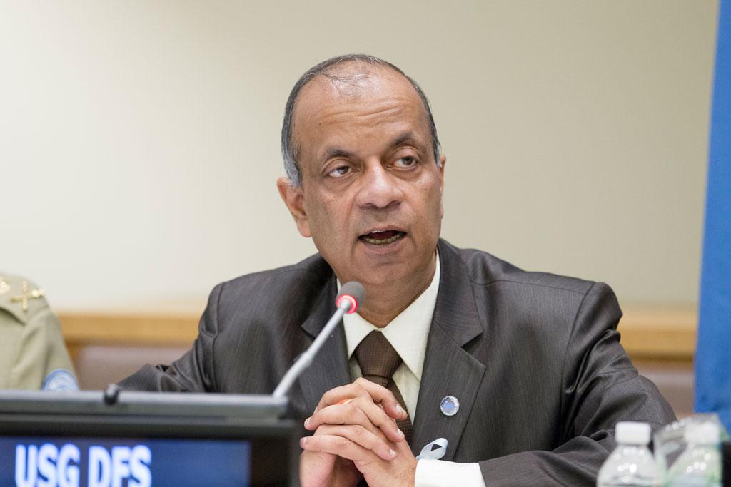 Image result for Atul Khare, UN Under-Secretary-General AP