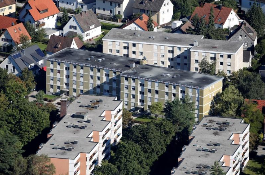 Spreading housing shortage hits over 850,000 people in Germany