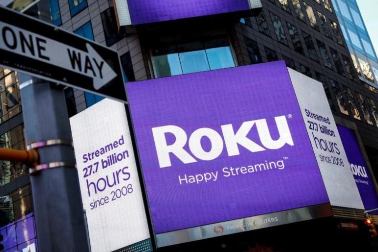 Roku hits record high on Philips licensing deal
