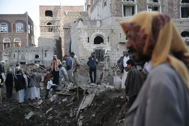 Yemen rebels vow escalation as Saudis look to relax blockade