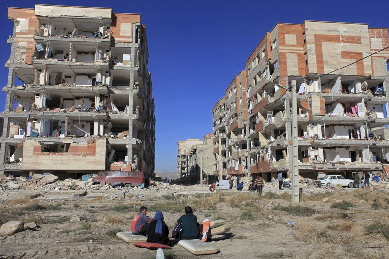 Updated: Over 400 dead from earthquake in Iran-Iraq border area
