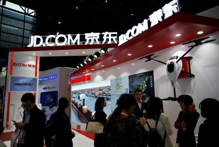 China's JD.com third-quarter revenue beat estimates