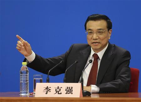 Image result for Premier Li Reuters