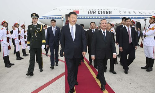 China, Vietnam leaders agree to safeguard peace on South China Sea