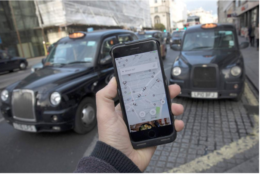 Uber loses UK appeal bid to overturn workers' rights decision