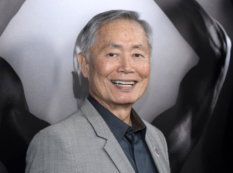 'Star Trek' icon George Takei accused of sexual assault