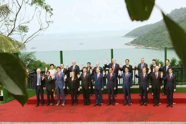 Da Nang Declaration closes APEC 2017