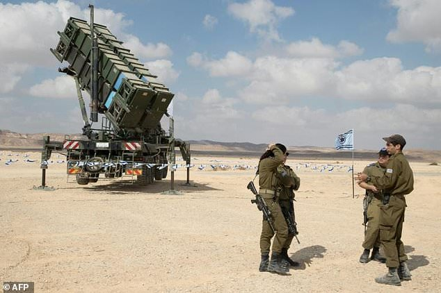 Israel shoots down drone from Syria over Golan Heights