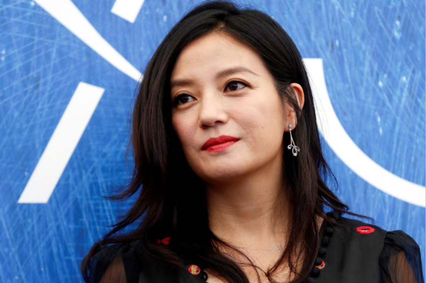 China bars billionaire actress Zhao Wei from stock trading for five years