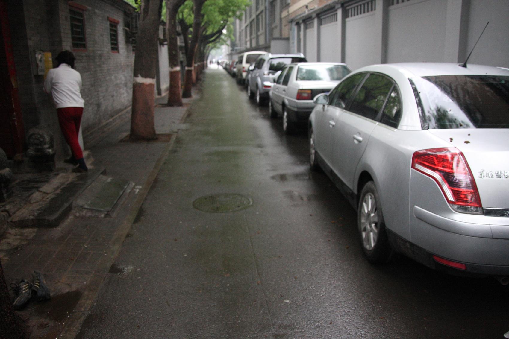 Beijing to ban vehicles in narrow traditional alleyways