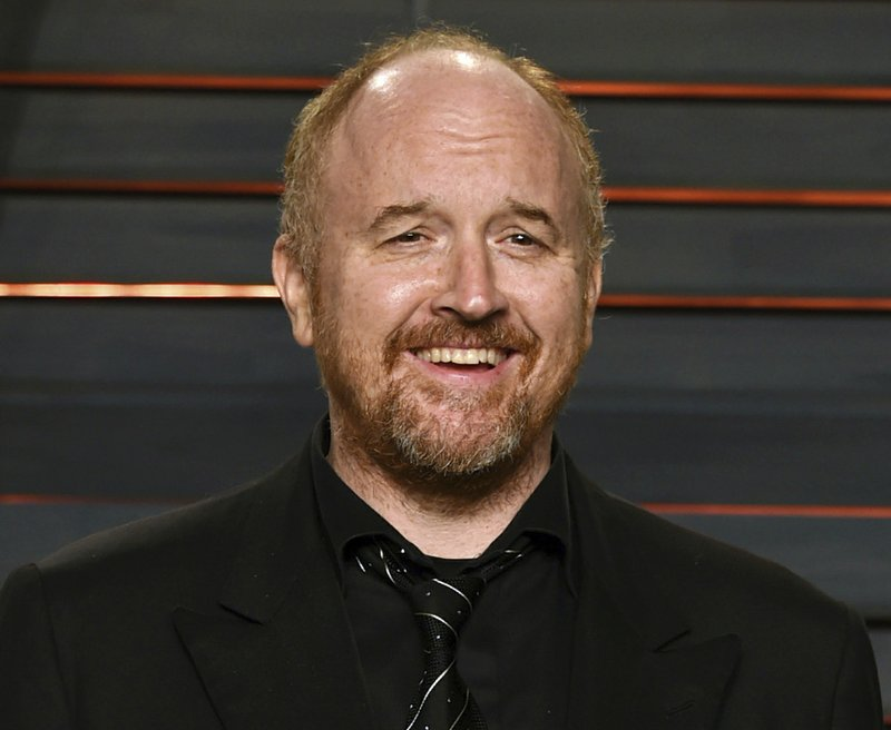 5 women accuse Louis C.K. of sexual misconduct