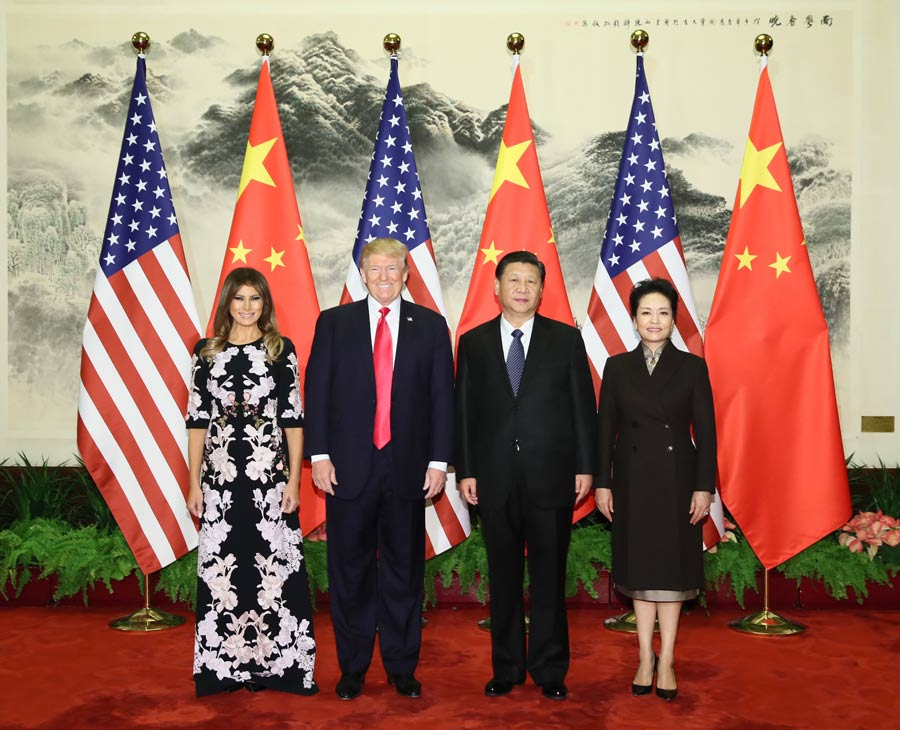 Xi-Trump meeting extends cooperative spirit