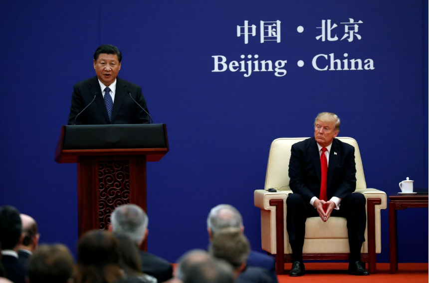 Xi says China to be more open, transparent to foreign companies including America's