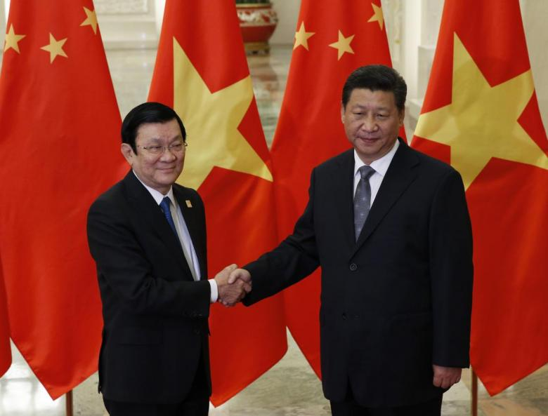 China, Vietnam sign $1.94 billion in trade agreements