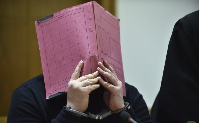 German nurse may have killed over 100 patients