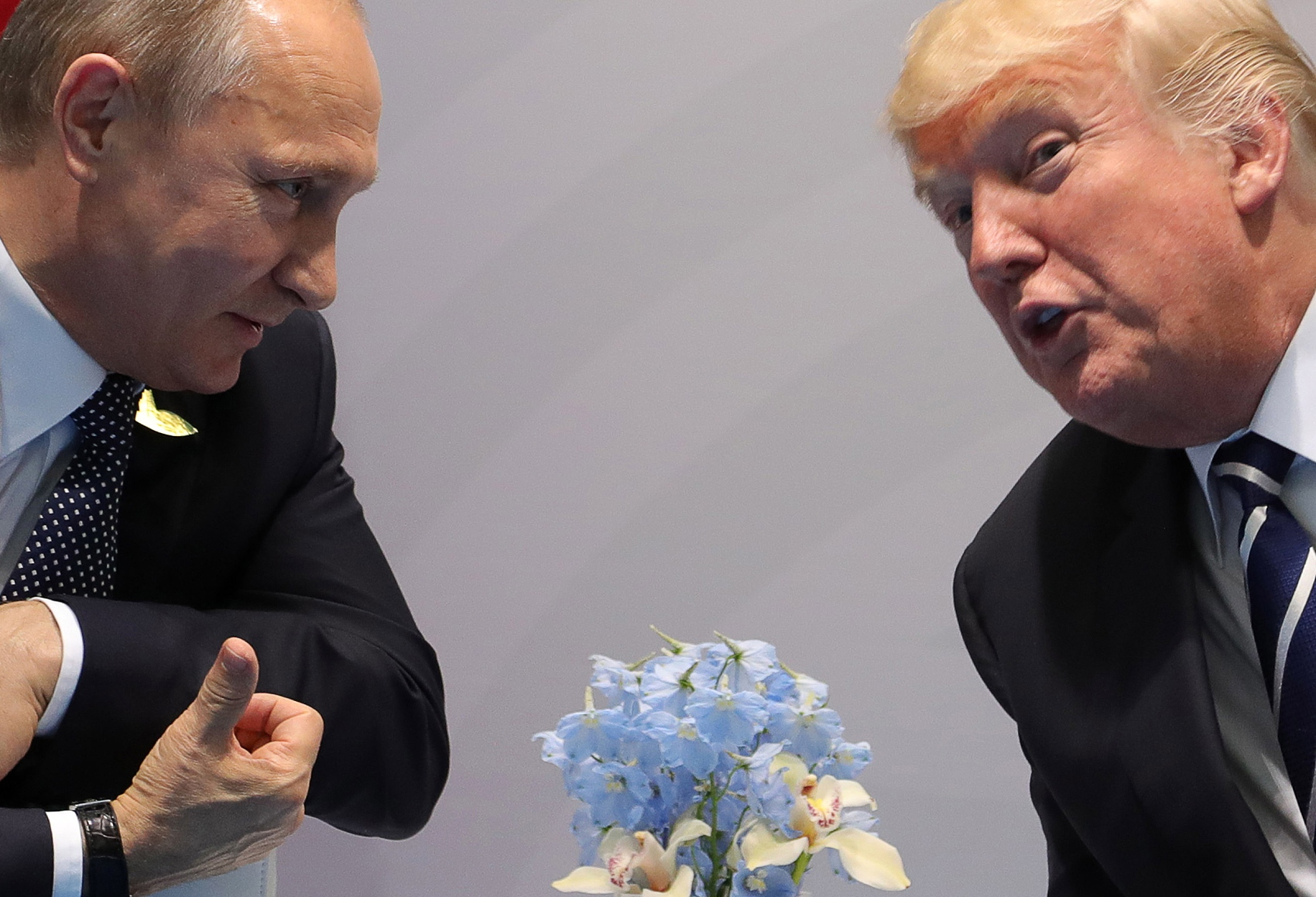 Putin, Trump to meet in Vietnam Friday