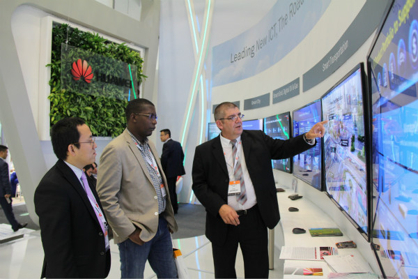 AfricaCom 2017 highlights Chinese ICT firms