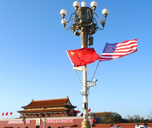 Changes in balance of power between China and the US shape a new era