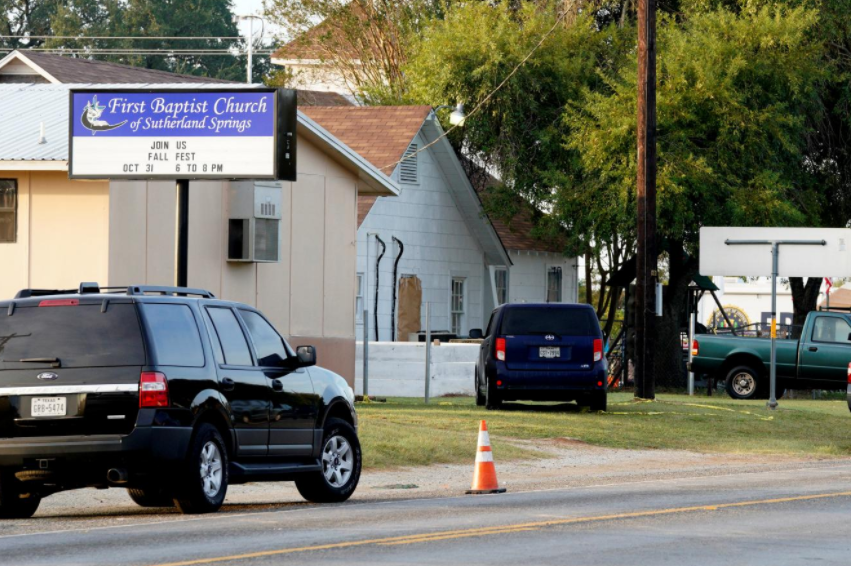 'He needed to be stopped,' says man who pursued Texas gunman