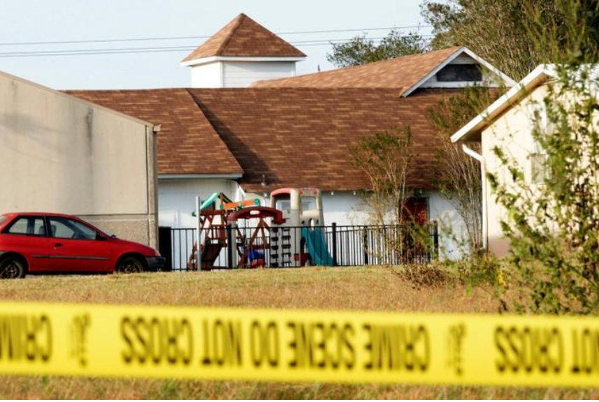 Church gunman sent mother-in-law threatening messages: Texas official