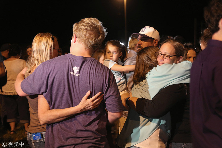 12 to 14 children dead among Texas church victims