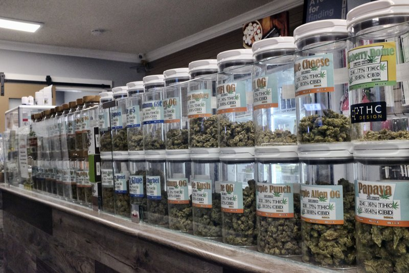 California slapping high taxes on marijuana, causing sticker shock for some users