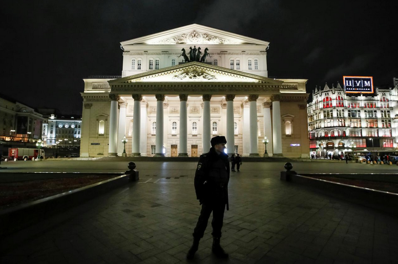 Bomb threats force evacuation of Moscow's Bolshoi theater, hotels