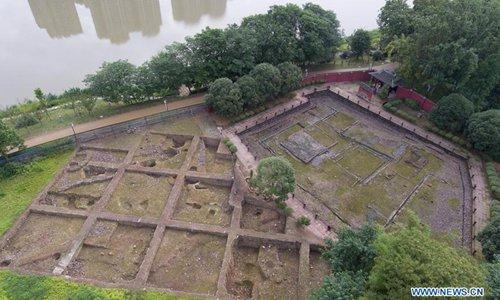 Qiong kiln archeological relic park opens in Chengdu, China's Sichuan