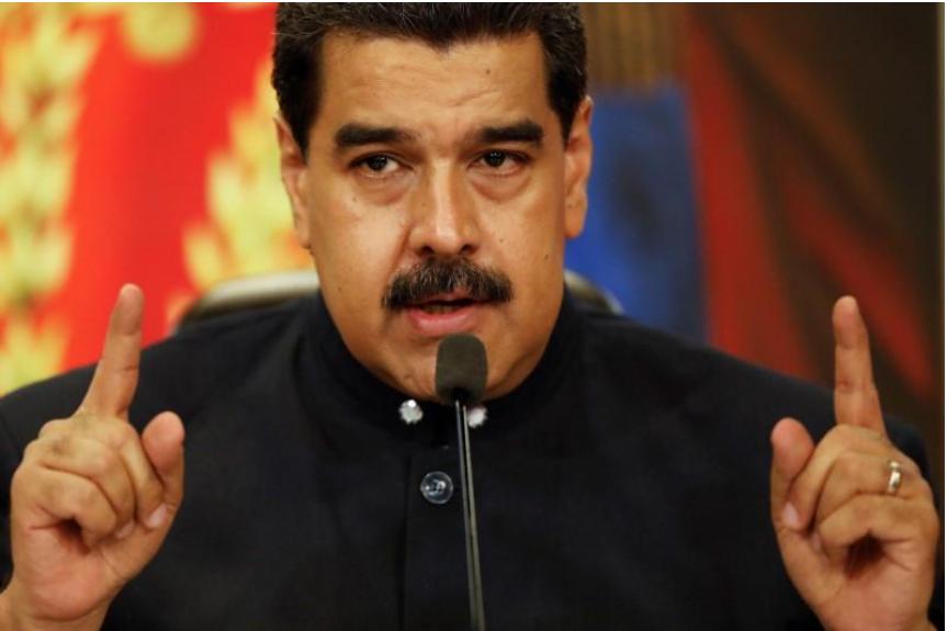Venezuela's Maduro enters alternate reality