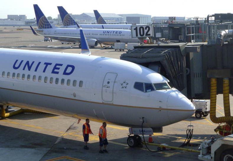 United flight returns to Beijing after passenger altercation