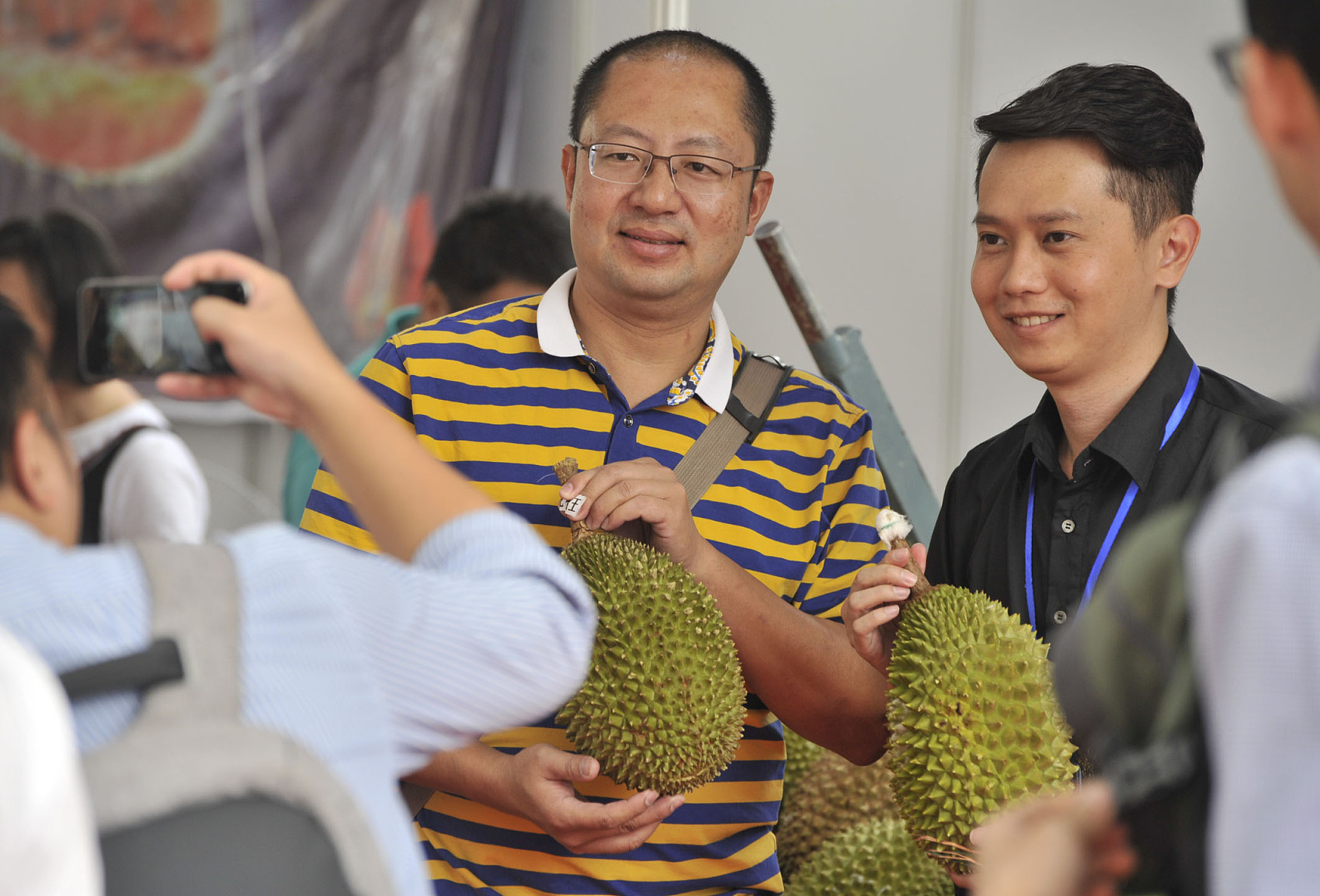 China, Malaysia to expand agricultural trade