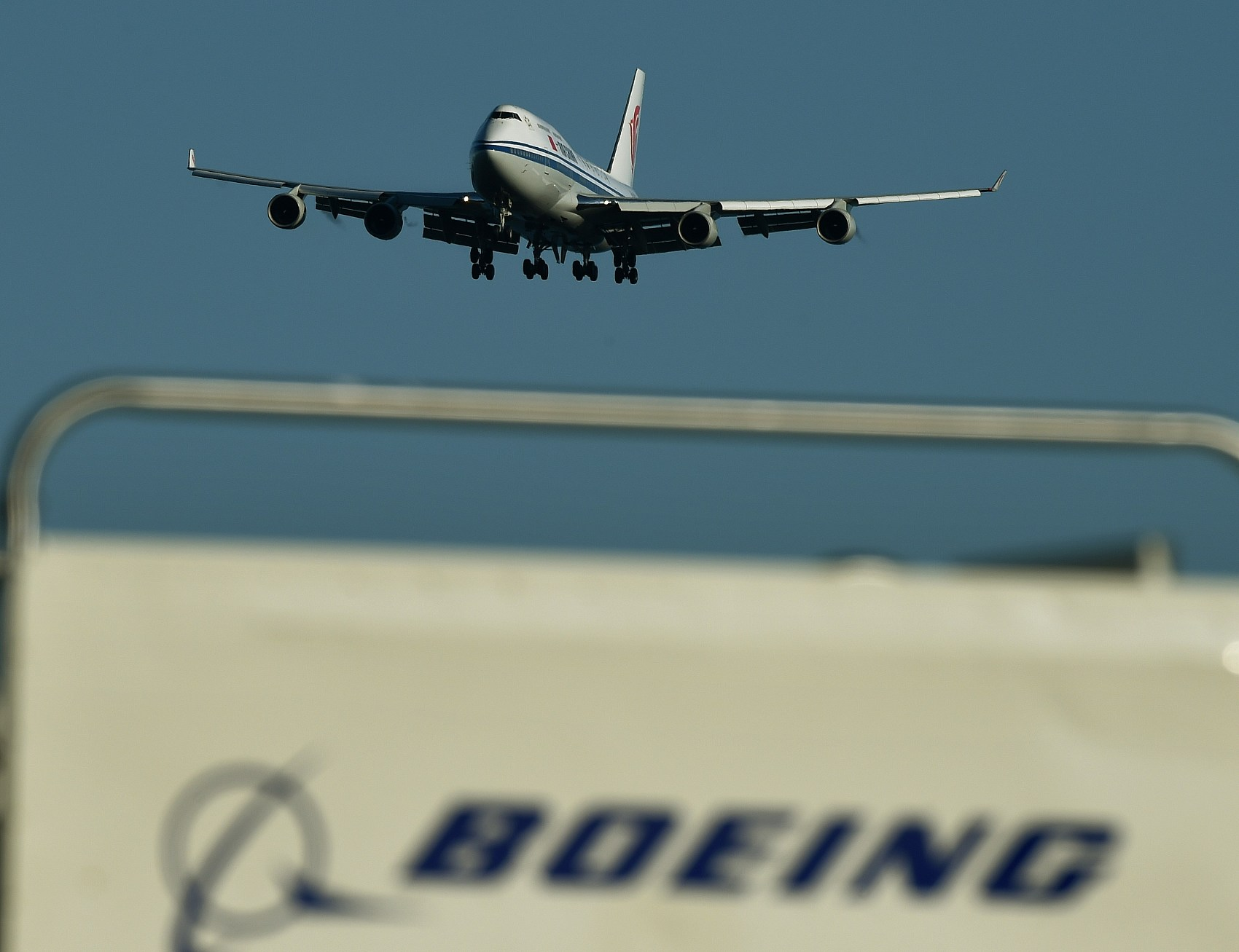 Boeing eyes more deals in Chinese market