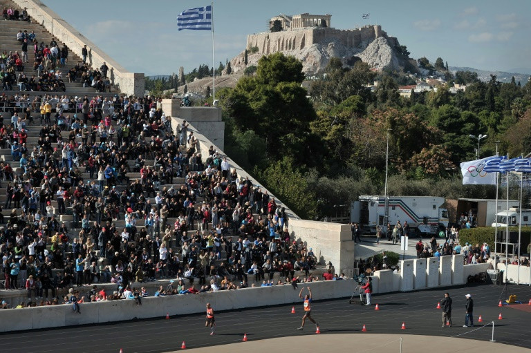 Greek marathons: where runners pit themselves against history
