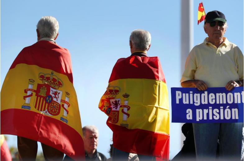 How the Catalonia vote threatens the EU