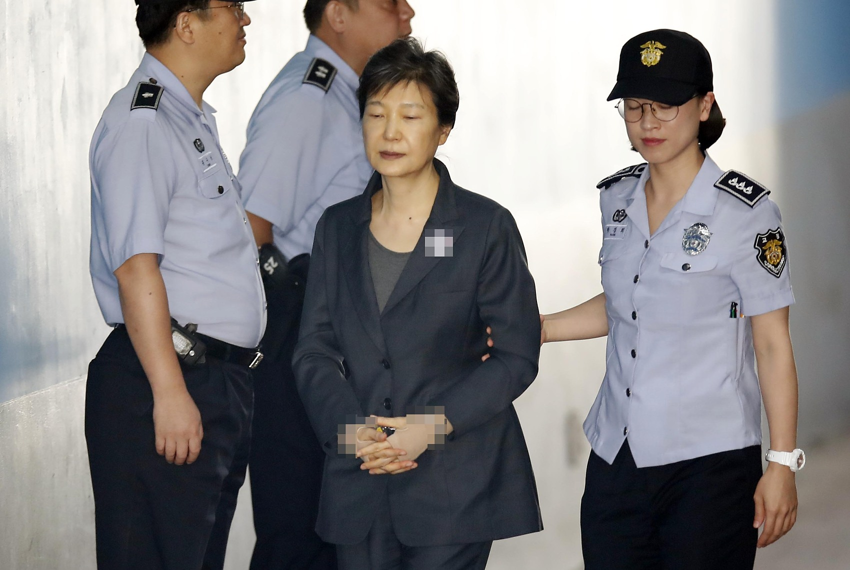 South Korea's main opposition party strips Park of membership