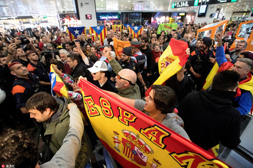 Spain Central bank warns of cost of Catalan crisis