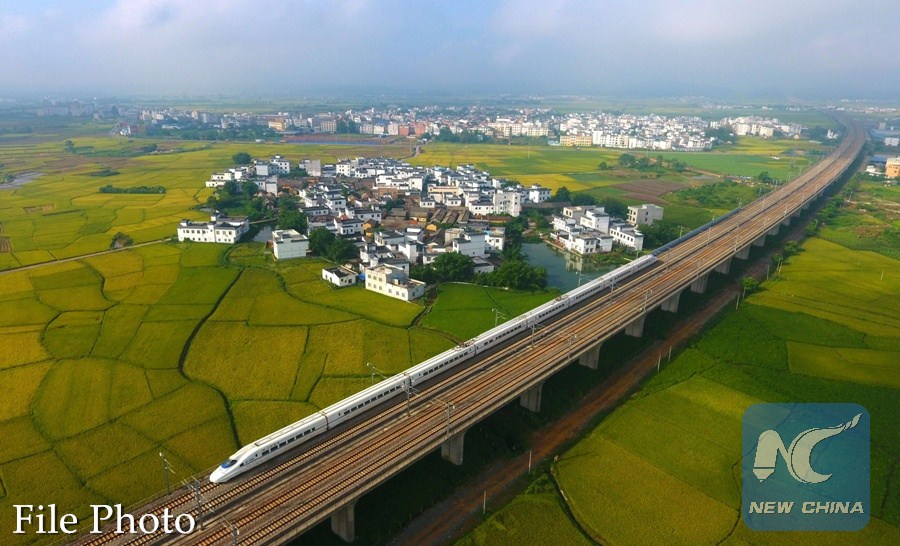 Trade between China, Belt and Road countries up 15 pct