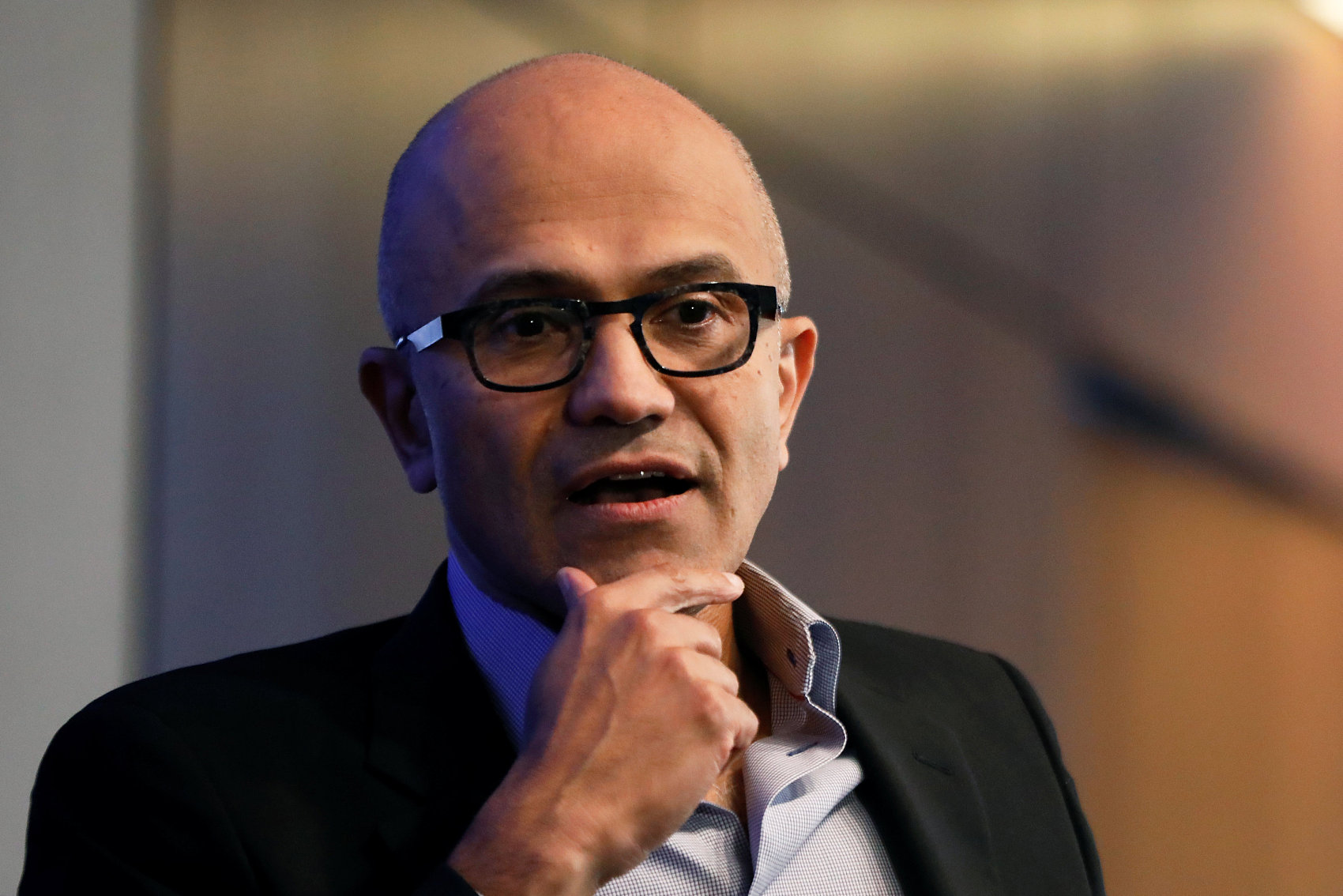 China needs to create its own world-class technology: Microsoft CEO