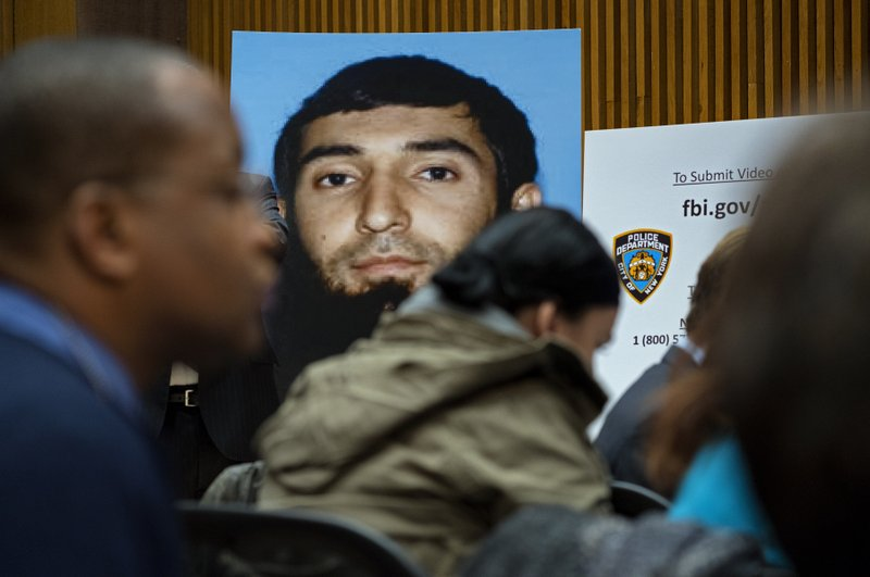 Truck attack suspect charged with terrorism offenses