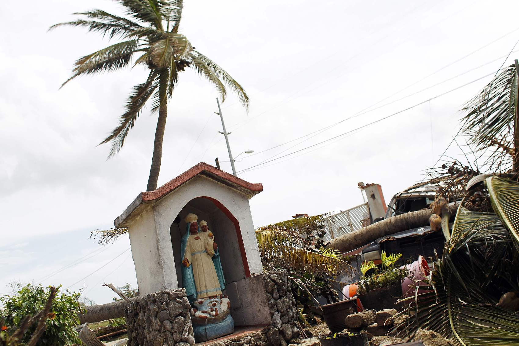 Hurricane death toll in Puerto Rico increases to 54